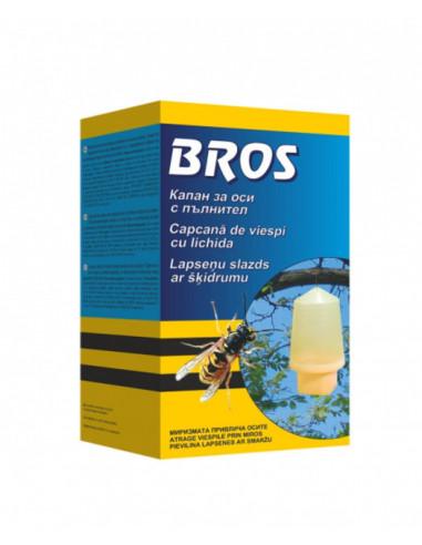 Капан за оси с течен пълнител Bros - 200 мл