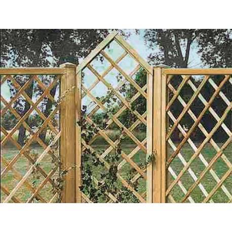 Решетъчни огради - 180/210 x 60 см