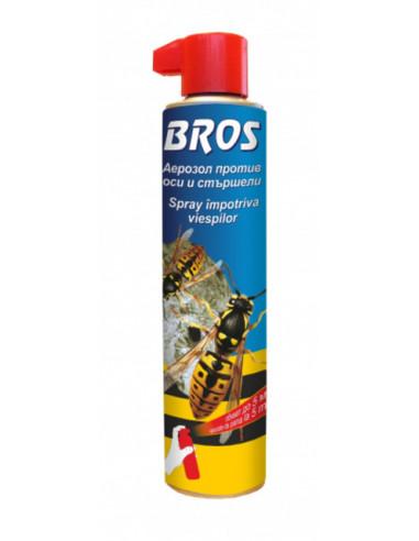 Спрей за борба с оси и стършели Bros - 300 мл