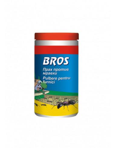 Пудра против мравки Bros - 100 г