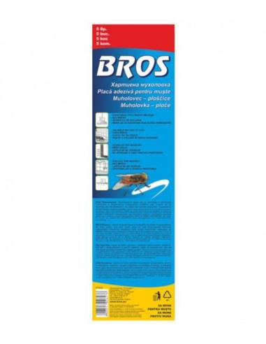 Хартиена лента против летящи насекоми Bros - 5 броя