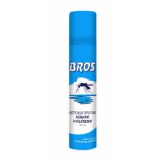 Спрей против комари и кърлежи Bros - 90 мл