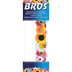 Лента с декорация против насекоми Bros - 4 броя
