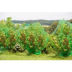 Мрежа за защита от птици Gardol Basic - 5х2 м, зелена
