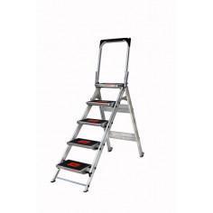 Сгъваема стълба Safety Step...