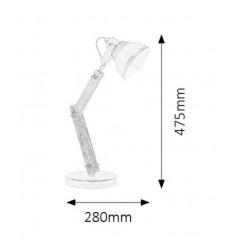 Настолна лампа - До 15 W, 1хЕ14