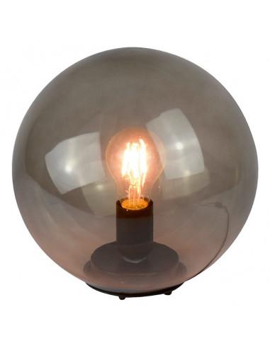 Настолна солна - 40 W, Ø25 см, 24,5 см, опушено стъкло