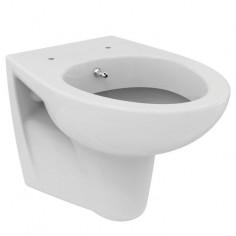 Стенна тоалетна с биде Eurovit