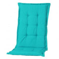 Възглавница с висока облегалка - 50х123 см, синя