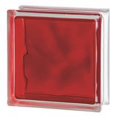 Стъклени тухли - червени...