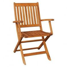 Градински стол - дървен,...