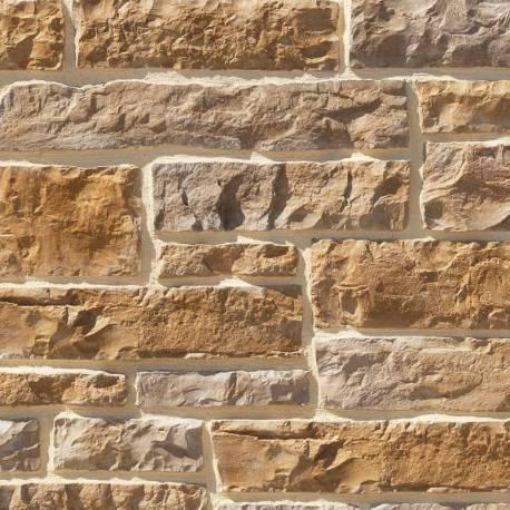 Декоративна каменна облицовка Aragon Amber