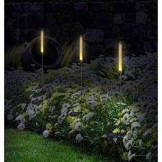Соларнa лампa - 107 см, 3 броя