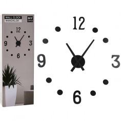 Стенен часовник - Ø30 см,...