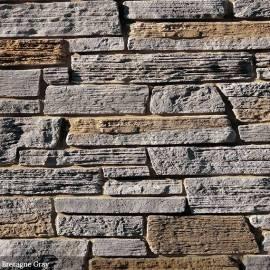 BRETAGNE- Gray- декоративен камък