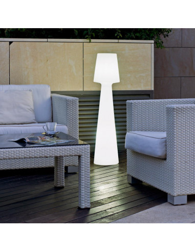 Градинска лампа  110 см