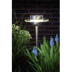 LED соларна лампа с колче -...