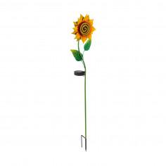 Соларна лампа - цвете