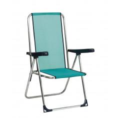 Сгъваем плажен стол с фибрилен