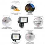 Външен прожектор Steinel LS 150 - 20,5 W, 4000 К, 1760 lm, IP44