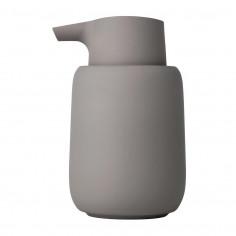 Диспенсър за течен сапун SONO - цвят кафяв - 250мл.