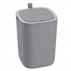 """Сензорен кош за отпадъци """"MORANDI SMART"""" - 12 литра - сив"""