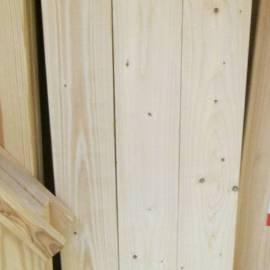 Рафт 30 x 80 см, дървен