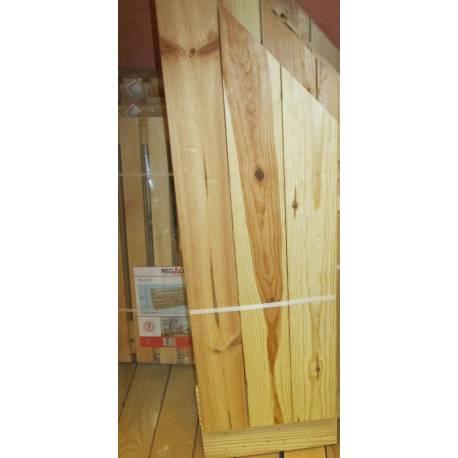Ъглов рафт -ляв и десен, 85 x 30 см, дървен