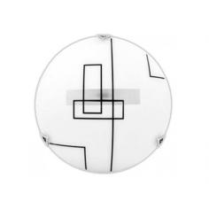 Плафон Геос 4630 - 1х60 W, 1хЕ27, Ø30 см