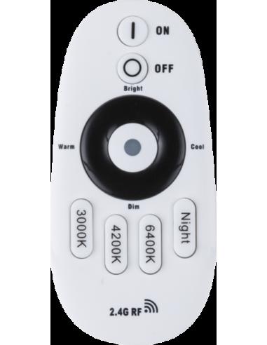 LED плафон Globo Turkana - 1xLED, бял