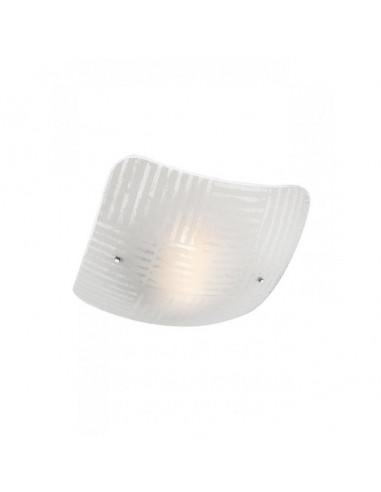 Плафон Redo Sektor - 3х42 W, 3хE27, 51х51 см, бял