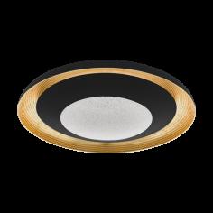 LED плафон Canicosa 2 - Ø495 мм, 24,5 W, 2700-6500 К, 3000 lm, пластмаса, стомана
