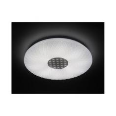 LED плафон Vito Pearl - 48 W, 2700-6400 К, 1920 lm, ØхВ 38х8 см, с дистанционно