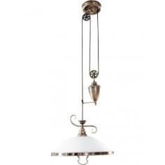 Пендел Rabalux Elisett - 60 W, 1xE27, Ø40 см, антик