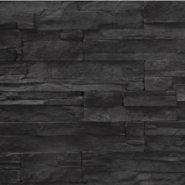 Black - кашон (плочи) 0,65 m2 - декоративен камък.