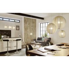 Пендел Cossano, 94439 - 60 W, 1хE27, Ø50 см, бял