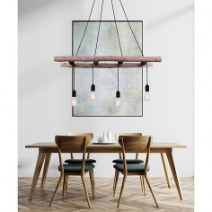 Пендел Tween Light Verona - 60 W, височина 192 см