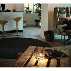 Настолна лампа Tarbes 94192 - 60 W, E27