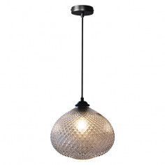 Пендел Tween Light Bosaro - 40 W, Е27, 150 см, черен, прозрачен