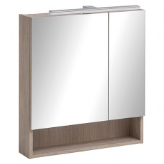 Огледален шкаф с LED...