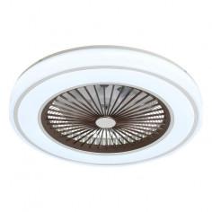 Вентилатор - LED таванен...