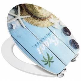 Капак за тоалетна чиния - Beach