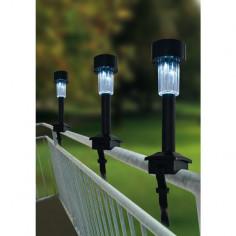 LED соларни лампи - 4 броя,...