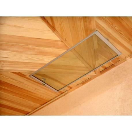 Стъклен ИЧ-нагревател ПИОН Thermo Glass П-10 (1000W)