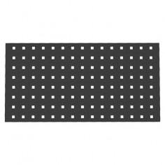Противохлъзгаща постелка за баня Basky - 37х72 см, черна, PVC