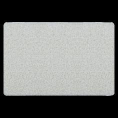 Постелка за баня Noodles - 40х60 см, PVC, бяла
