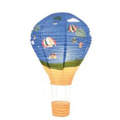 Хартиен абажур за детска лампа Балон