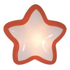 Детска лампа Звезда, 14 см, 4хАА, с touch бутон