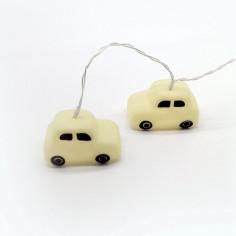 LED верига Plastic Car -...
