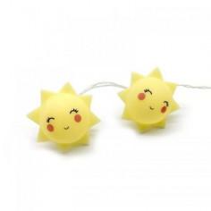 LED верига Plastic Sun -...